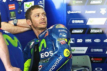 Rossi retient son faible retard plus que sa 6e place