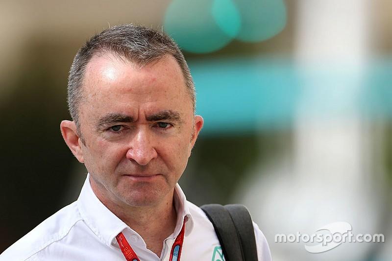 F1: Ex-Mercedes-Technikchef Paddy Lowe steigt bei Williams ganz oben ein