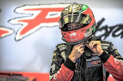 La RP Motorsport promuove Fioravanti in Formula V8 3.5