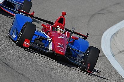 Mikhail Aleshin ha rinnovato con la Schmidt Peterson in Indycar