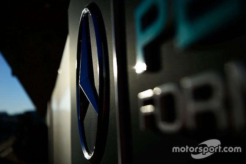 Mercedes start nieuwe Formule 1-auto voor het eerst