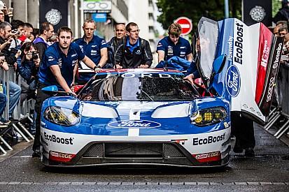Ford houdt vingers gekruist voor vierde startbewijs 24 uur van Le Mans