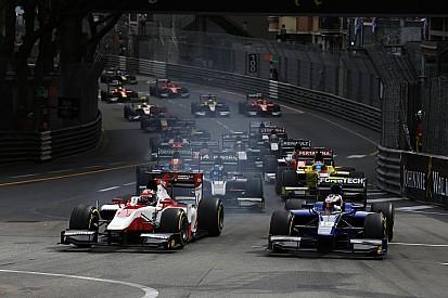 Naamsverandering GP2 naar Formule 2 op handen