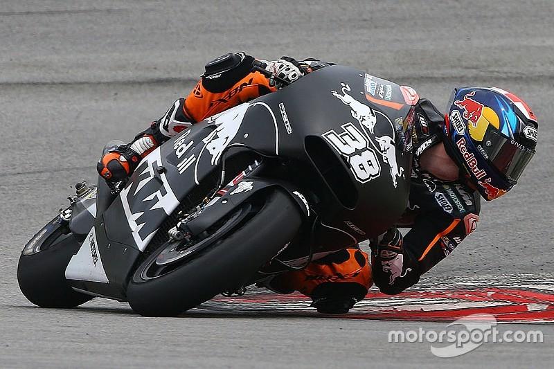 """Smith: """"Il telaio provato l'ultimo giorno è la via giusta per sviluppare la KTM"""""""