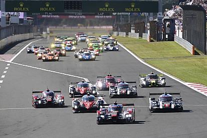 28台赛车征战2017赛季WEC,中国4台!