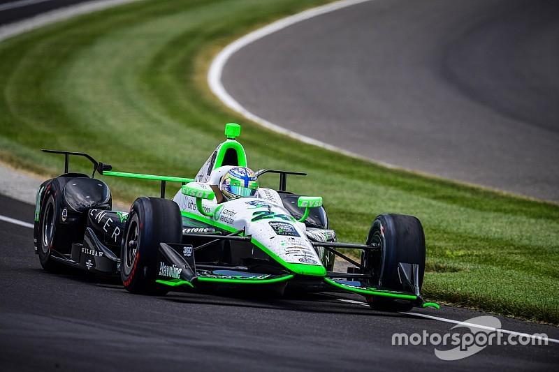 Karam met Dreyer & Reinbold terug in Indy 500