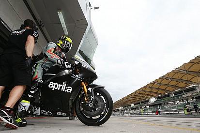 """Le moteur de l'Aprilia """"a plus de potentiel"""" selon Aleix Espargaró"""