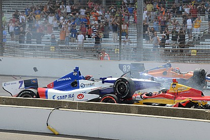 """Aleshin advises safety crusaders to """"leave the sport"""""""
