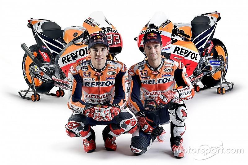 Repsol Honda stelt nieuwe MotoGP-machine officieel voor