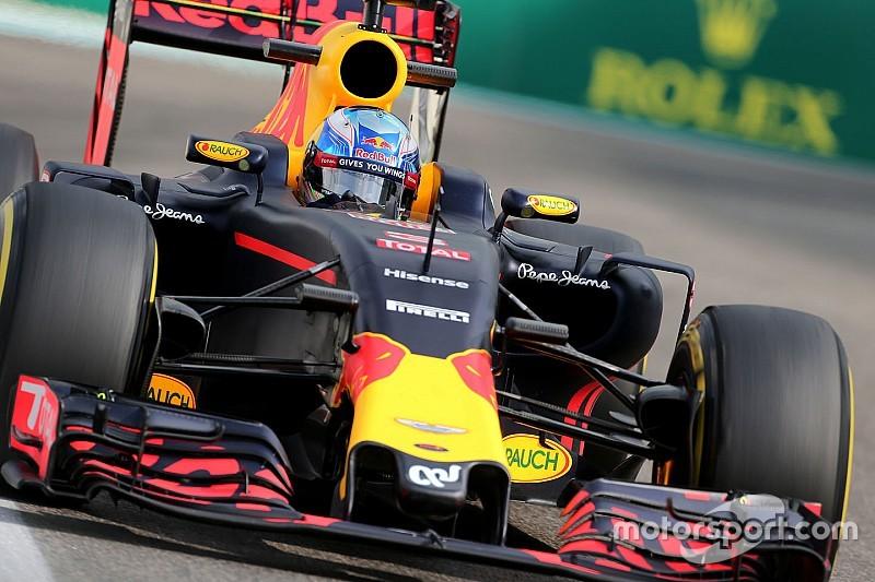 """Red Bull veut concrétiser la """"dynamique"""" construite en 2016"""