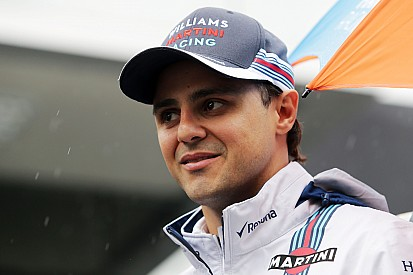 Massa a testé la Formule E de Jaguar