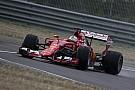 Ferrari participa de teste para pneus em pista molhada