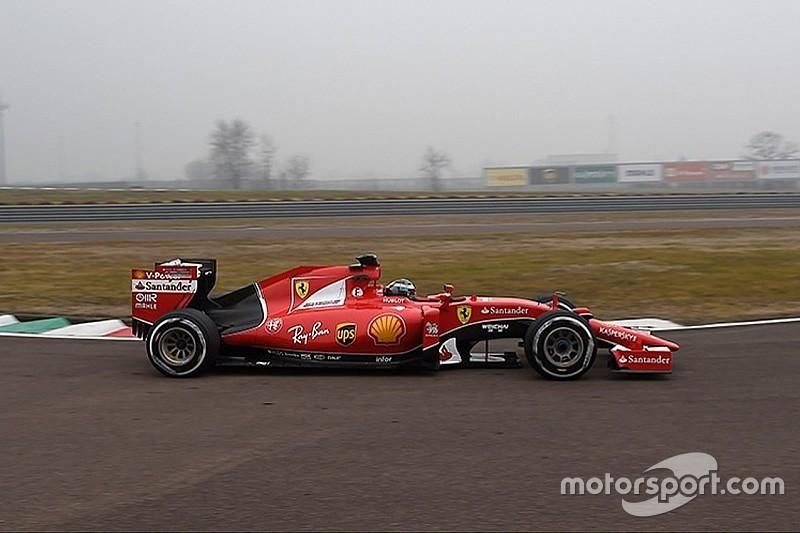 Em Fiorano, Giovinazzi testa Ferrari pela primeira vez