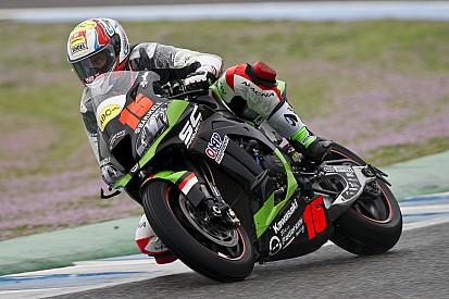 """De Angelis: """"I test di Jerez utili per lavorare sull'elettronica della Ninja"""""""