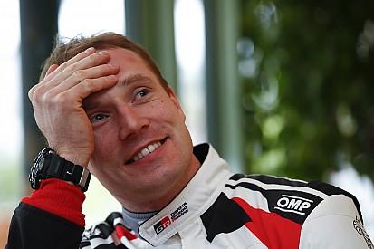 """Latvala se sentait """"perdu"""" face à Ogier chez Volkswagen"""