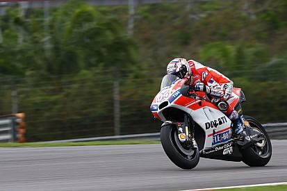 """""""Plus libre"""" avec la Ducati, Dovizioso peut """"jouer"""" avec elle"""