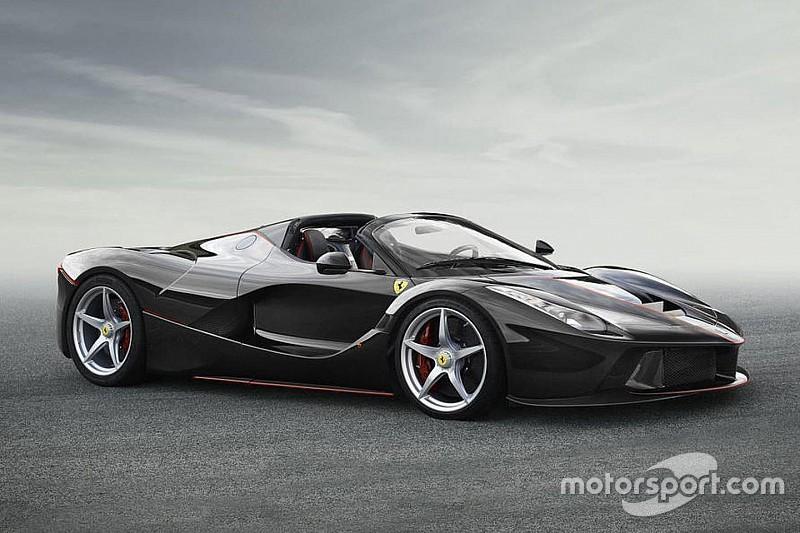 Les ventes de Ferrari encore en hausse en 2016