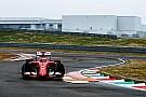 Räikkönen à son tour en piste à Fiorano
