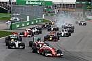 La FIA rejette une astuce au départ
