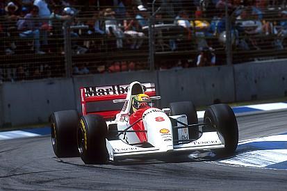图集:迈凯伦MP4系列F1赛车