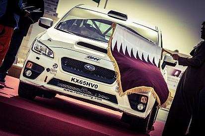 النعيمي يستفيد من مشاكل العطيّة ليُحقّق الفوز في رالي قطر