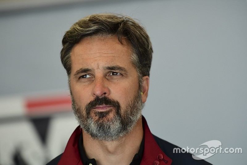 Muller realizó una prueba para Volvo