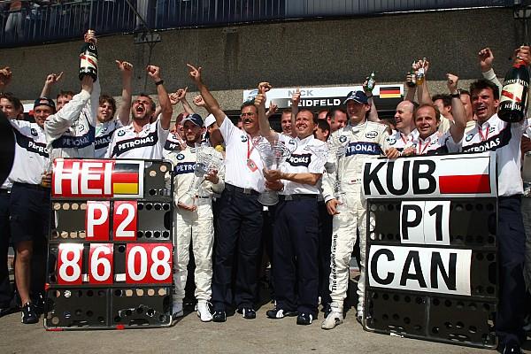 Хайдфельд шкодує, що не виграв жодної гонки Ф1
