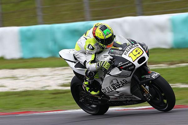 MotoGP Баутиста не стал придавать значения своей скорости на тестах