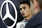 Паскаль Верляйн – запасний варіант для Mercedes?