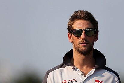 Grosjean apresenta capacete para temporada 2017
