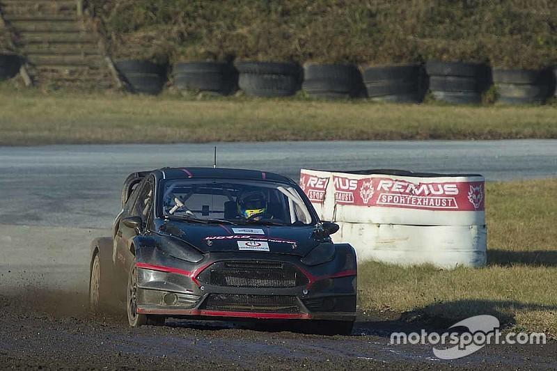 Timo Scheider doet volledig seizoen WK Rallycross in 2017