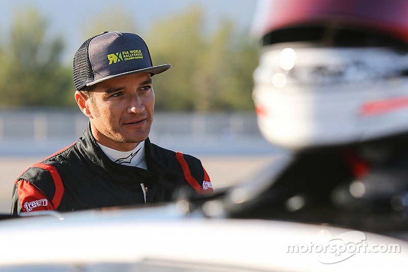 Timo Scheider disputerà l'intera stagione del World Rallycross