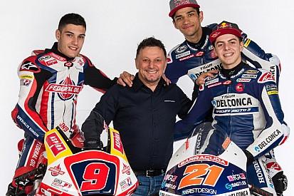 Galería: Gresini presenta su proyecto de Moto2 y Moto3 con Navarro y Martín