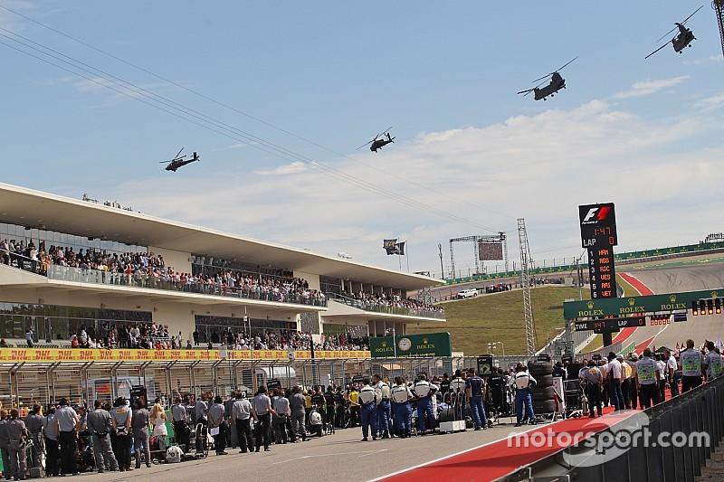 """扎克•布朗: F1在美国也能""""壮大"""",但需更多比赛"""