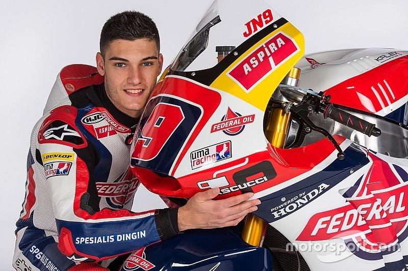 Navarro siap beradaptasi dengan Gresini Racing di Moto2