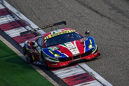 Riberas y Molina prueban con Ferrari buscando un puesto en el WEC