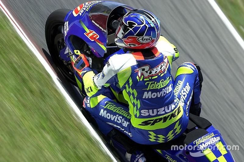 Roberts Jr et Lucchinelli : deux nouvelles Légendes en MotoGP