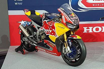 Fotogallery: la Honda CBR1000RR Fireblade SP2 griffata Red Bull