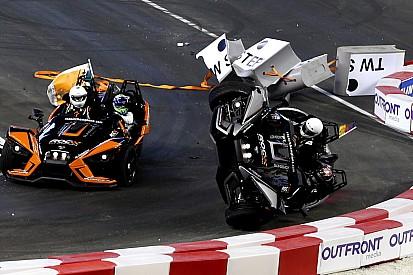 F1-Pilot Pascal Wehrlein nach ROC-Crash in ärztlicher Behandlung