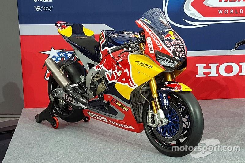 Galería: La Honda CBR1000RR con los colores de Red Bull