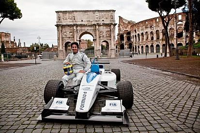 Nuevos contactos para llevar la Fórmula E a las calles de Roma