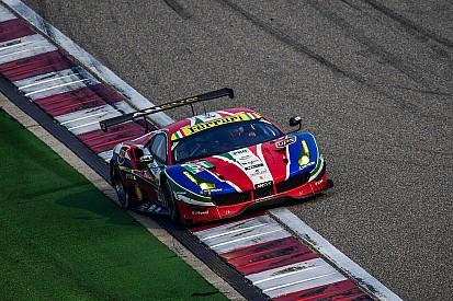 Quatre pilotes en lice pour remplacer Bruni chez Ferrari