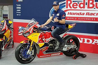 """Bradl: """"Sono in SBK perché credo in Honda e voglio tornare sul podio!"""""""