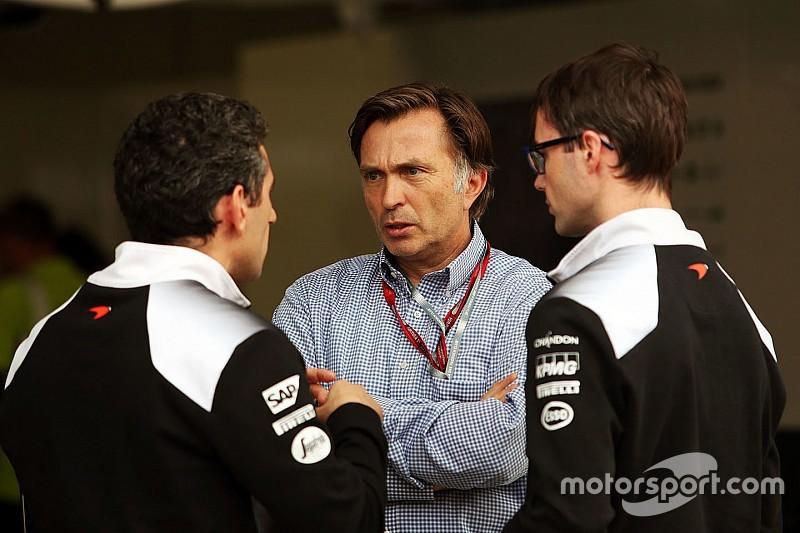 McLaren officialise le départ de Jost Capito
