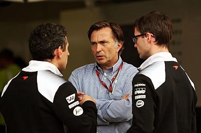 【F1】マクラーレン、CEOカピトの離脱を正式発表