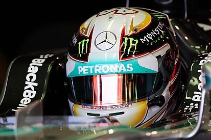 Über 8.000 Einsendungen für Hamiltons F1-Helmdesign 2017