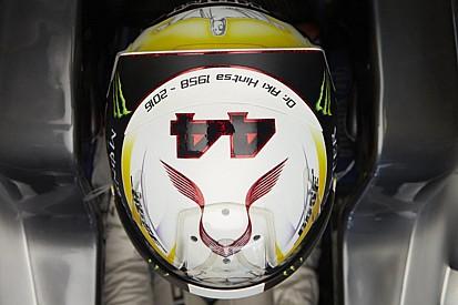 Hamilton: mais de 8 mil inscrições em concurso de capacete