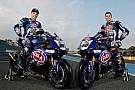Yamaha presenteert motorfiets voor komend World Superbike-seizoen
