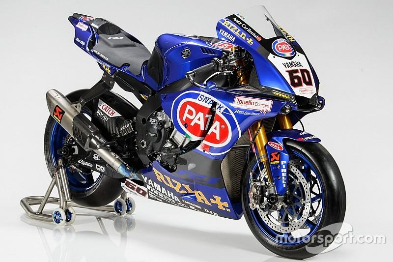 Fotogallery: ecco la Yamaha YZF-R1 SBK per la stagione 2017