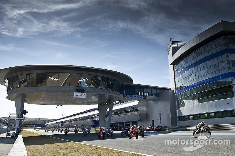 La manche de Jerez confirmée au calendrier WSBK